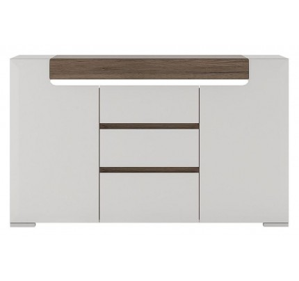 Toronto 2 Door 3 Drawer Sideboard