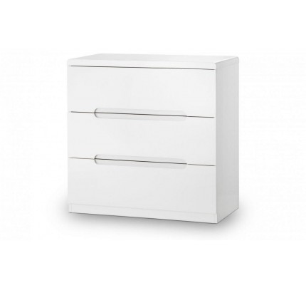 Manhattan 3 Drawer Chest of Drawers