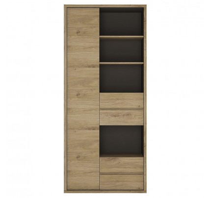 Shetland Tall Wide Bookcase