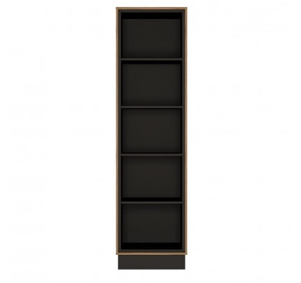 Brolo Tall Bookcase Walnut