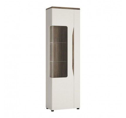 Toledo 1 Door Display Cabinet (LH)