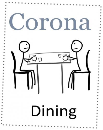 Corona Dining Range